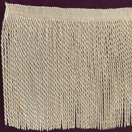 250mm Gold Bullion Fringe