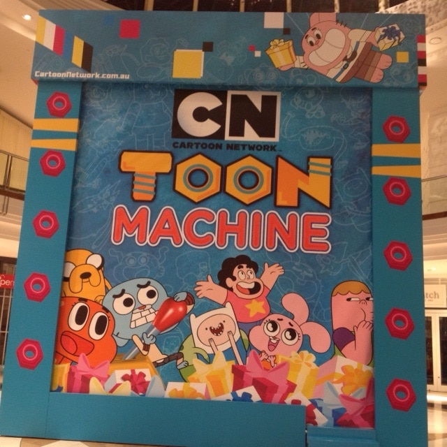 Toon Machine 2